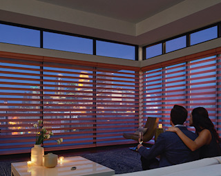 Simplify your life with Motorized Shades