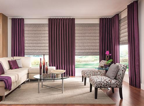 Window covering trends window coverings shademaker blinds - Latest window treatment trends ...