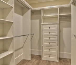 Shademaker Shelving in Regina offers affordable in-home consultation and custom shelving solutions for all rooms in your home.